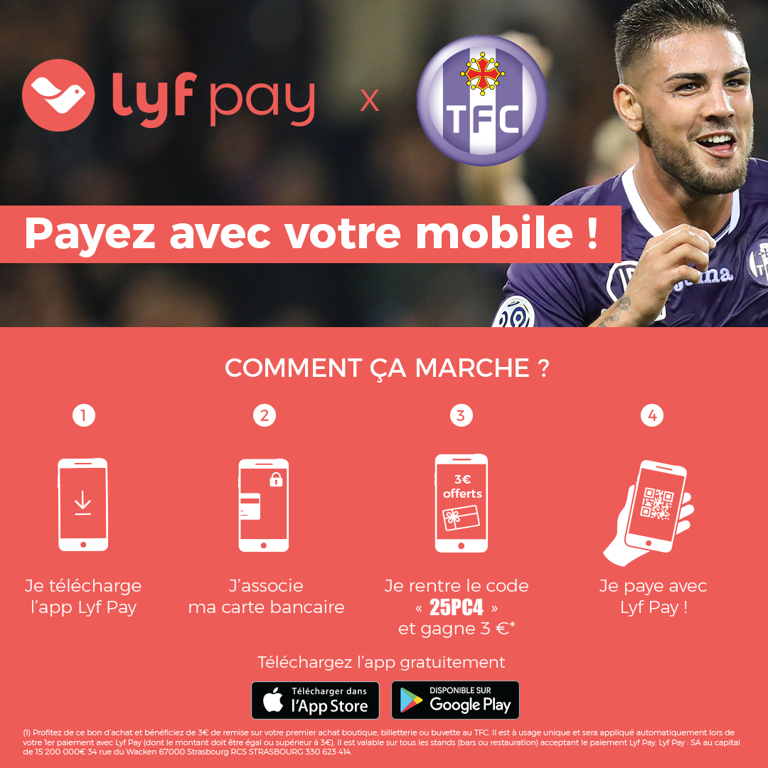 Lyf Pay – L'application française de paiement mobile