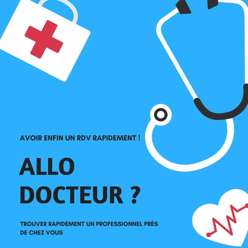Trouver un docteur facilement !