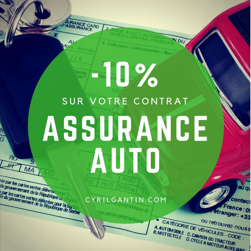 AMV, votre contrat d'assurance auto à -10%