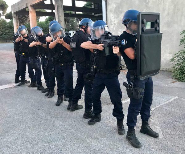 Colonne d'assault - PSIG GASSIN-ST-TROPEZ